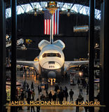 US Space Shuttle  Royalty Free Stock Photos