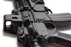US Spec Ops M4A1 assault carbine Stock Image