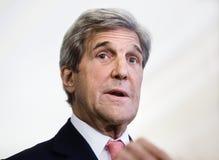 US Staatssekretär John Kerry Lizenzfreie Stockfotografie