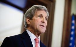 US Staatssekretär John Kerry Stockfoto