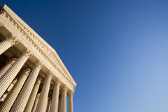 US Supreme Court Royalty Free Stock Photography