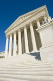 US Supreme Court. The front of the US Supreme Court in Washington, DC Stock Image