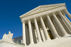 US Supreme Court Stock Image