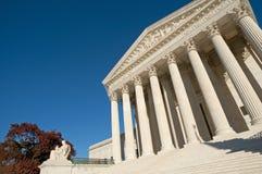 US Supreme Court Royalty Free Stock Photos