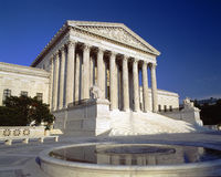 US Supreme Court, Royalty Free Stock Photo