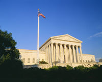 US Supreme Court, Royalty Free Stock Photos