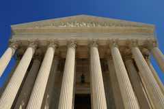US Supreme Court building, Washington, DC Stock Image