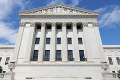 US Supreme Court Royalty Free Stock Image