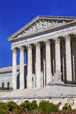 US Supreme Court Capitol Hill Daytime Washington DC Stock Photo