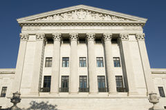 US Supreme Court - Eastern Facade Royalty Free Stock Photos