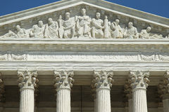 US Supreme Court, Royalty Free Stock Image