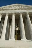 US Supreme Court in Washington DC stock image