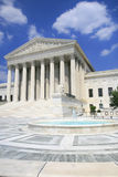 US Supreme Court in Washington, DC Stock Photography