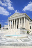 US Supreme Court in Washington, DC Royalty Free Stock Photography