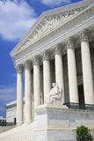 US Supreme Court in Washington, DC Stock Images