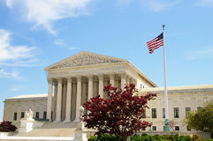 The US Supreme Court Royalty Free Stock Photos