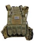 US tactical vest. Stock Image