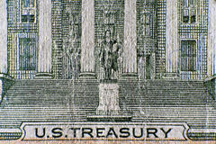 US Treasury Stock Photography