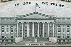 US Treasury Royalty Free Stock Photo