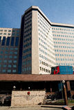 usługowy Moscow federacyjny podatek Russia Zdjęcie Stock