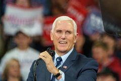 Free US Vice President Mike Pence Royalty Free Stock Photo - 166537865