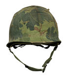 US Vietnam War Helmet Stock Images