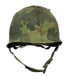 US Vietnam War Helmet Stock Images