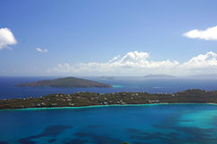 US Virgin Islands Royalty Free Stock Images