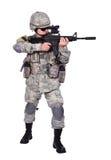 USA żołnierz Obraz Stock