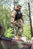 USA żołnierze w dragon przejażdżce II Zdjęcie Royalty Free
