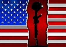 USA 11 Wrzesień 2001 Zdjęcie Stock