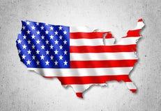USA Fotografia Royalty Free