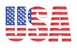 USA Royalty Free Stock Photography