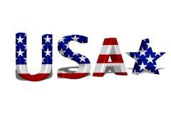 The USA Royalty Free Stock Photos
