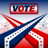 USA. Election 2008, president Of USA Stock Images