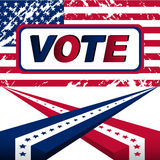 USA. Election 2008, president Of USA Royalty Free Stock Images