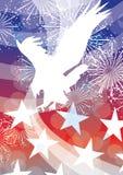 USA-Adler Stockbild