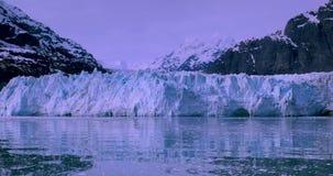 USA, Alaska, Glacier Bay National Park, World Natural Heritage. Glacier Bay National Park, Alaska, USA, is a natural heritage of the world, global warming stock video footage