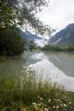 USA Alaska - The Glacier Point Wilderness Safari - Davidson Glacier Stock Photos