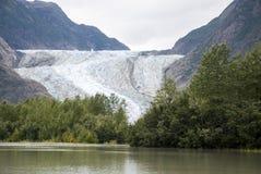 USA Alaska - The Glacier Point Wilderness Safari - Davidson Glacier Stock Photography