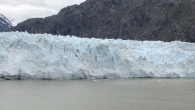USA - Alaska - Margerie Glacier. With The Backdrop Of Grand Pacific Glacier - Glacier Bay National Park And Preserve - Travel Destination stock video footage