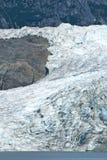 USA Alaska - Mendenhall Glacier - Texture Royalty Free Stock Images