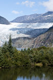 USA Alaska - Mendenhall Glacier Royalty Free Stock Photo