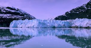 USA, Alaska, Nationalpark Glacier Bays, Weltnat?rliches Erbe stock footage