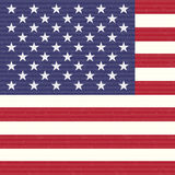 USA America Flag Stock Photos