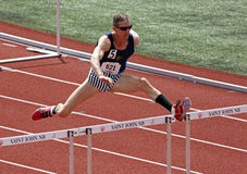USA American Hurdles Masters Mark Williamson Stock Photos