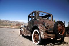 USA Antique car Stock Image