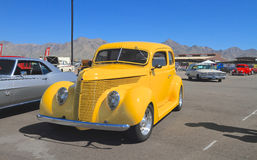 USA: Antique Car - 1938 Ford Royalty Free Stock Photos