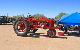 USA: Antique Tractor: 1944 Farmall - Model H Royalty Free Stock Photos