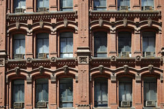 USA. Apartment buildings in New York City - USA Royalty Free Stock Images